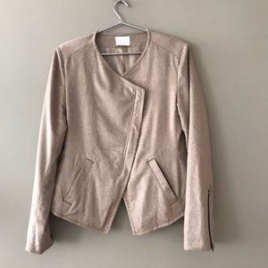 AYR Blazer Jacket Tan